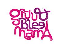 Logotype for blog