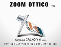 Samsung Galaxy K Zoom | Ottico