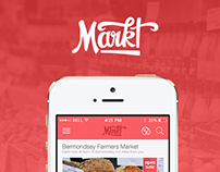 Markt - A Market Discovery App
