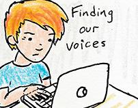 SPEAK UP - Comic