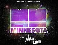 Minnesota & Amp Live Flier