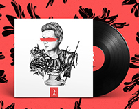 BA. Pasikeist EP Vinyl cover