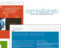 Samira & Sineb Web