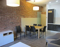 Reforma d'un apartament a Barcelona