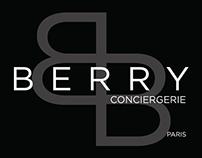 BERRY CONCIERGERIE - New Brand Identity