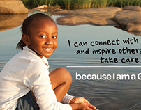 BECAUSE I AM A GIRL SCOUT  |  RECRUITMENT CAMPAIGN