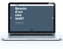 Antonin.ca website redesign