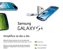 Samsung Galaxy Brochure