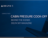 Delta // Cabin Pressure Cook Off Video