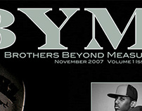 Brothers Beyond Measure 1st Cover