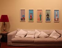 """Exhibition at """"Casa dos Coimbras"""""""