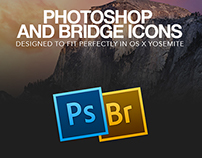 Adobe Icons for Mac OS X