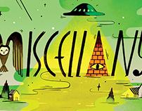 Walrus Magazine - Miscellany Illustrations