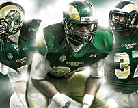 2014 Colorado State Football Season Ticket Book