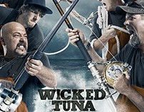 "National Geographic ""Wicked Tuna: North vs South"""