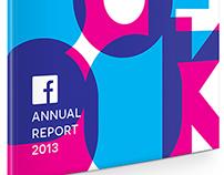 Facebook Annual Report