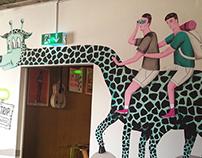 Motel Campo Mural