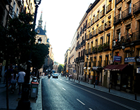 Photography - Madrid.