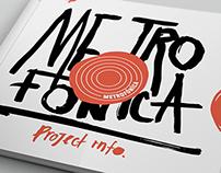 Metrofónica CD