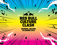 Red Bull. Culture Clash
