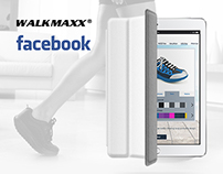Walkmaxx | Facebook application