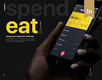 spendeat. iOS/Android App