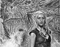 Game Of Thrones illustrations