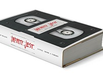 Infinite Jest • 20th Anniversary Cover Design