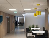 Bikuben Conference Center Lighting Design