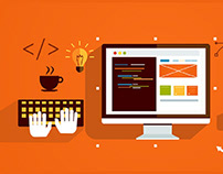 What are custom web development trends in 2018?