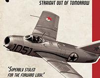 Fighter Jet Ads