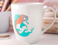 Koi Fish Mug