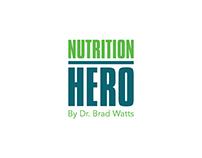 Nutrition Hero Logo Design