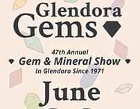 Gem & Mineral Show Materials