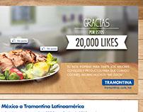 Redes Sociales Tramontina Latinoamérica