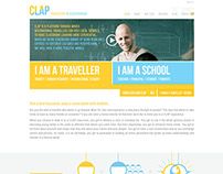Clap – Travelers in Classrooms