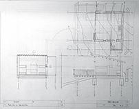 Dibujo Arquitectónico I - 2010.I - Planchas