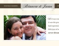 Bianca & Juan