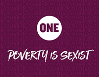 International Women's Day Petition Microsite