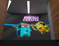 Zona Kids ( MCI Cúcuta, Colombia)