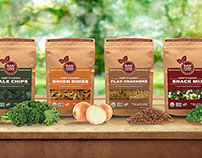 Raw Food Central Packaging