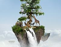 Wild mankind