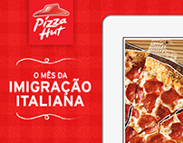 APP Facebook | Pizza Hut