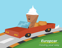 Europcar Egypt Official Page (50 illustrations)