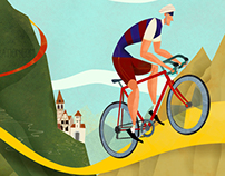 Copa VO2 2014 | cycling poster