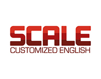 Logotipo Scale (Logotype)