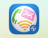 iOS App Icon - GoSakto Mobile App
