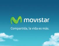 Movistar Clientes 2014
