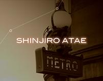 SHINJIRO ATAE OFFICIAL WEBSITE