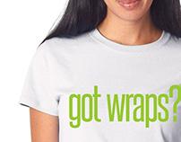 got wraps? '14 [Logo + Branding]